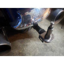 Ultra Limited, Electra Glide Hitch